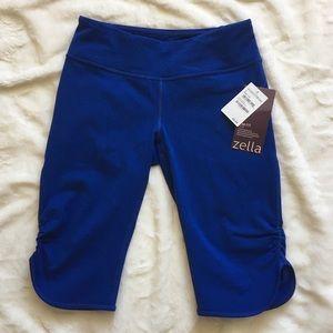 Zella Slim Fit Athletic/Biker Shorts